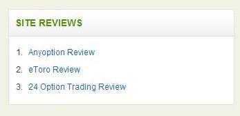 Broker Reviews